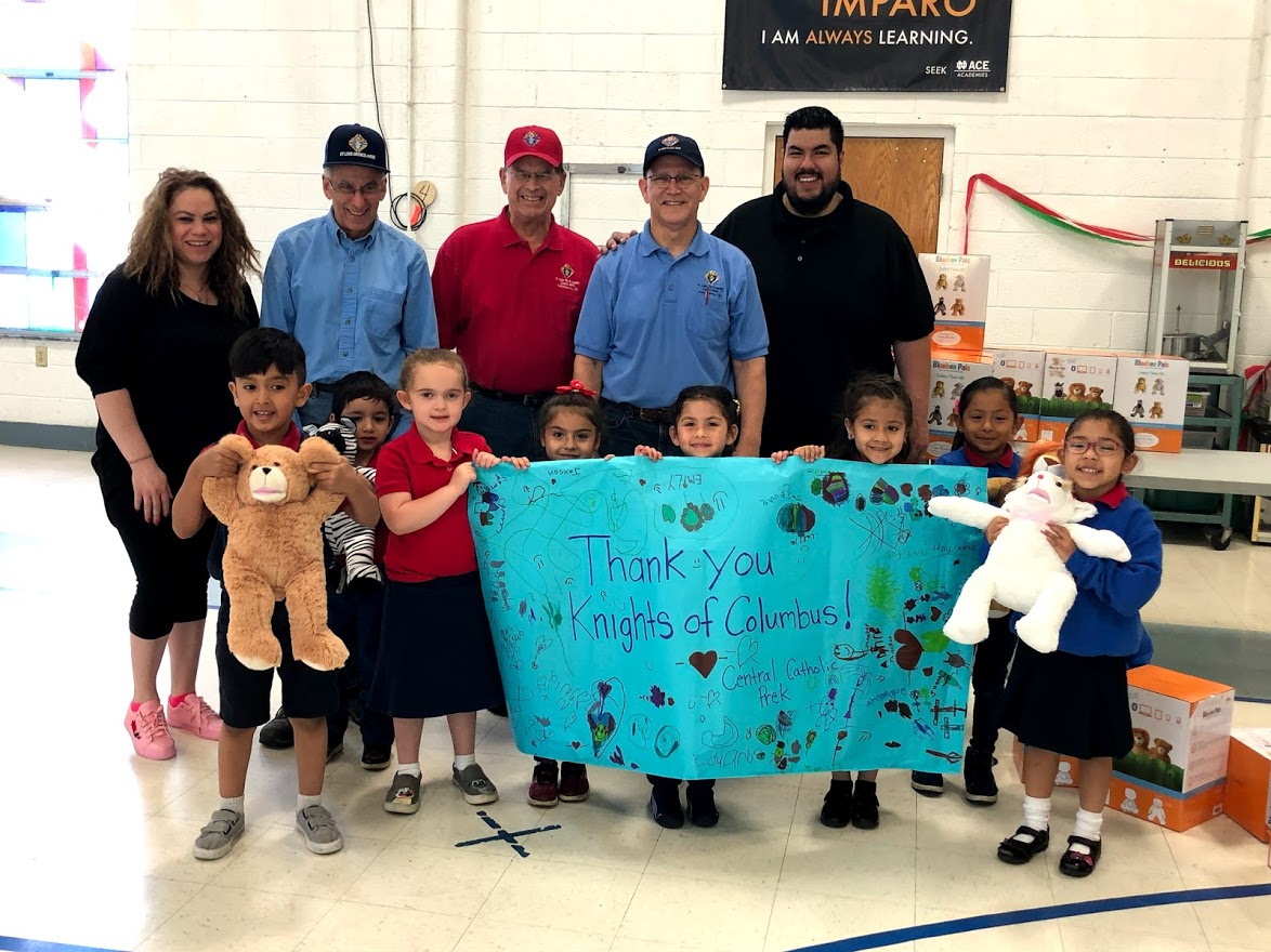 Toys for Notre Dame ACE schools